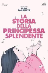La storia della principessa splendente - Locandina