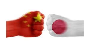 Scontro Cina Giappone