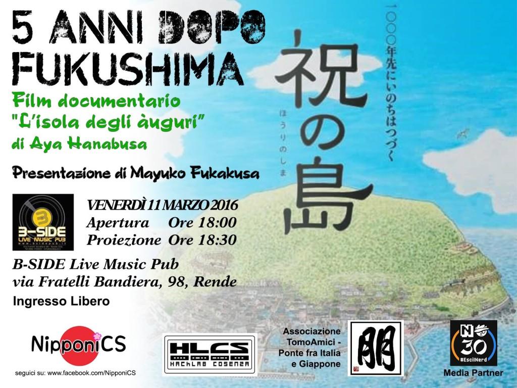 5 Anni dopo Fukushima
